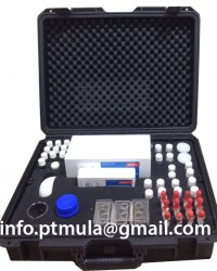 FOOD CONTAMINATION TEST KIT - Conta-04, FOOD CHEMICAL TEST KIT