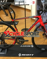 2017 Scott Solace 10 Disc Bike GOCYCLESPORT