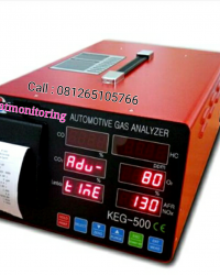 AUTOMATIC GAS ANALYZER TYPE 5GAS