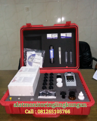 WASTE WATER TEST KIT (TYPE : WWT-09)