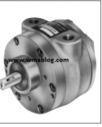 Gast 4AM-NRV-22B Air Motor