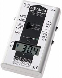 JUAL || ELECTRO MAGNETIC FIELD METER || EMF METER || ME3851A || ALAT MONITORING LINGKUNGAN