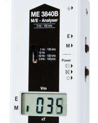 ELECTRO MAGNETIC FIELD METER (EMF METER) TYPE: ME3840B - ALAT MONITORING LINGKUNGAN