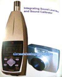 PORTABLE INTEGRATING SOUND LEVEL METER + SOUND CALIBRATOR  -  6230