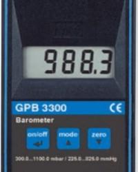 PORTABLE BAROMETER | TYPE GTD-3300