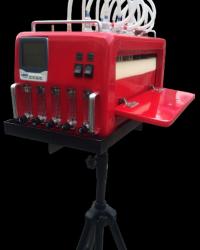AIR SAMPLER IMPINGER || GAS SAMPLER IMPINGER || AMBIENT GAS SAMPLER (TYPE SLS-RAC5)