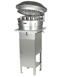 PM10 & PM2.5 HIGH VOLUME AIR SAMPLER (TYPE:PM10-4300/2.5 INLET)