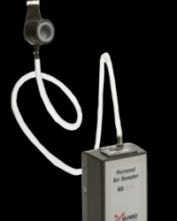 PERSONAL AIR SAMPLER PUMP WITH INTEGRAL TIMER - AS200