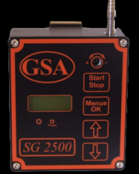 GSA MESSGERATEBAU GmBH - SG2500ex - PERSONAL AIR SAMPLER PUMP