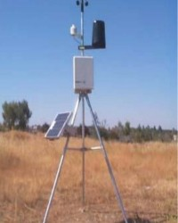 WEATHER STATION AS-2000 - ALAT UKUR METEOROLOGI