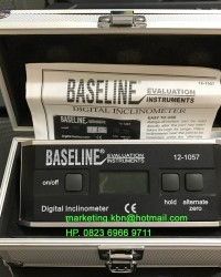 Baseline Digital Inclinometer 12-1057 || Digital Inclinometer 12-1057 Baseline