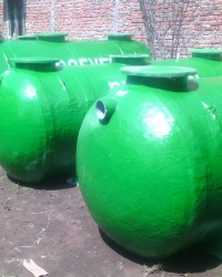 BioSeven STP Bio - Instalasi Pengolahan Air Limbah Modern, Praktis, Ekonomis