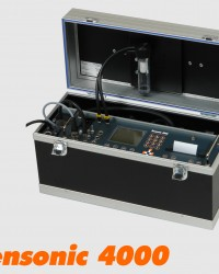 SENSONIC 4000 FLUE GAS ANALYSER SENSONIC 4000, GAS EMISI ANALYSER, SENSONIC 4000