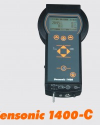 FLUE GAS ANALYZER SENSONIC 1400 || EMISSION GAS ANALYZER SENSONIC 1400-C || EMISSION GAS ANALYZER SE