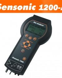 FLUE GAS ANALYSER SENSONIC 1200 || Gas Emision Analiyzer SENSONIC 1200-A, Combustible Gas Analyser
