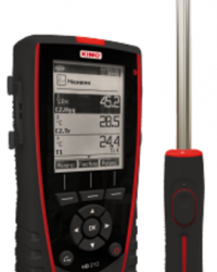 THERMOHYGRO METER   HQ-210 HT