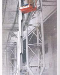 Jual Aluminium Work Platform Tangga Udara Electric Harga Termurah