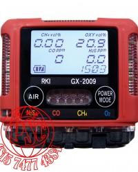 MultiGas Detector GX-2009 Riken Keiki