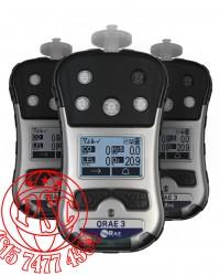 Qrae 3 PGM-2500 RaeSystems MultiGas Detector