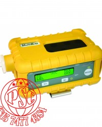 MultiRAE Plus 4 Gas Detector RAEsystems With PID