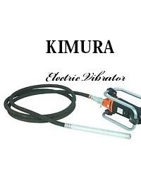 KIMURA HANDY PORTABLE CONCRETE VIBRATOR ELECTRIC / MESIN COR BETON ELEKTRIK