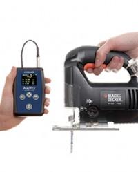 HAVex Tri-Axial Hand-Arm Vibration Meter