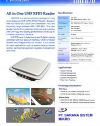 UHF READER UHF 870