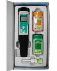 GONDO INSTRUMENTS || HANDHELD pH TESTER (TYPE : 6011)
