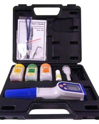 GONDO INSTRUMENTS || WATER PROOF MULTI TESTER pH/mV/Cond/TDS/Salt/Temp/ORP || 7200