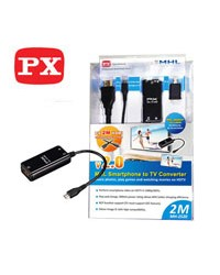 PX MHL Smatphone to TV Converter MH-2520