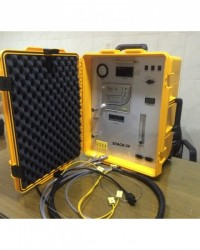 PORTABLE MINI STACK DUST SAMPLER STACK-35 SLS-TECH || ALAT SAMPLING DEBU CEROBONG ASAP.