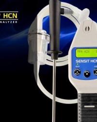 HYDROGEN CYANIDE ANALYZER S-HCN SENSIT TECHNOLOGIES, ALAT DETEKSI GAS HACN DI AREA KERJA