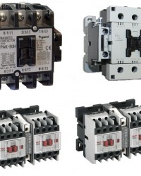 Togami Magnetic Contactor 3P PAK-J/H Ser