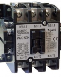 Togami Magnetic Contactor PAK-50H
