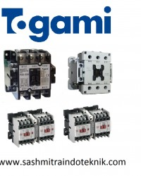 Togami Magnetic Contactor PAK-12J