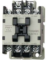 Togami Magnetic Contactor PAK-11J