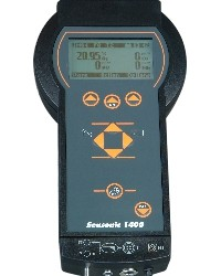 FLUE GAS ANALYZER (SENSONIC 1400)