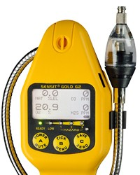 JUAL DETECTOR GAS || PORTABLE MULTI GAS DETECTOR