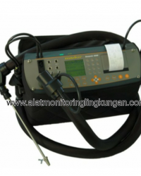 FORTABLE FLUE GAS ANALYZER  S-4500)