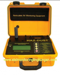 EPAM-5000 | HAZ DUST-ENVIRONMENTAL PARTICULATE AIR MONITOR