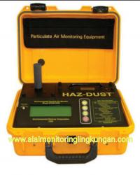 EPAM-5000 | HAZ DUST-ENVIRONMENTAL PARTICULATE AIR MONITOR