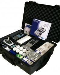 WATER TEST KIT (TYPE : WT-8LAB)