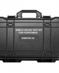 SIMPLE WATER TEST KIT FOR PUSKESMAS SIWATEK-02 - ALAT ANALISA AIR