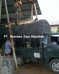 Jual Tangki Solar 8.000Liter Kharisma Jaya Globalindo