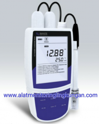 BANTE INSTRUMENTS || PORTABLE CONDUCTIVITY/SALANITY/TEMPERATURE TESTER (TYPE : B-531)