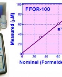 JUAL HANDHELD FORMALDEHYDE METER TYPE FOR-100