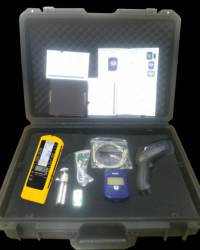 RADIATION INSPECTION KIT TYPE RAD - 1000