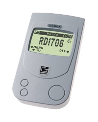 PORTABLE RADIATION DETECTOR TYPE RD-1701 || ALAT UKUR RADIASI X-RAY, BETA DAN GAMMA