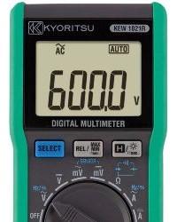 KYORITSU KEWMATE 1021R DIGITAL MULTIMETERS