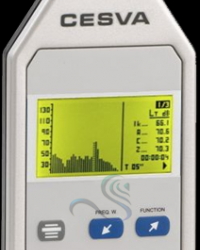 PORTABLE INTEGRATING SOUND LEVEL METER TYPE SC260, JUAL ALAT UKUR KEBISINGAN SUARA
